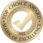 Top Choice landscaping company awards