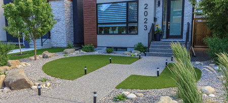 Photos and videos for front yard landscaping ideas