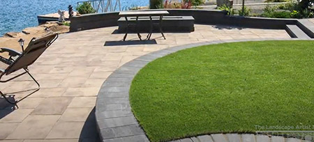 Get landscaping ideas for beachfront yards