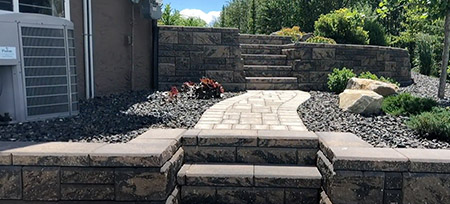 Retaining wall ideas from wood to stone modular block to cement