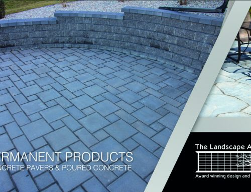 Permanent Products – Concrete and Stone Block Patios